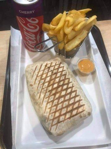 Par votre restaurant de burger et tacos à Valence