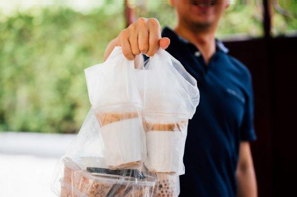 Commander facilement et rapidement un menu burger livré à domicile Valence